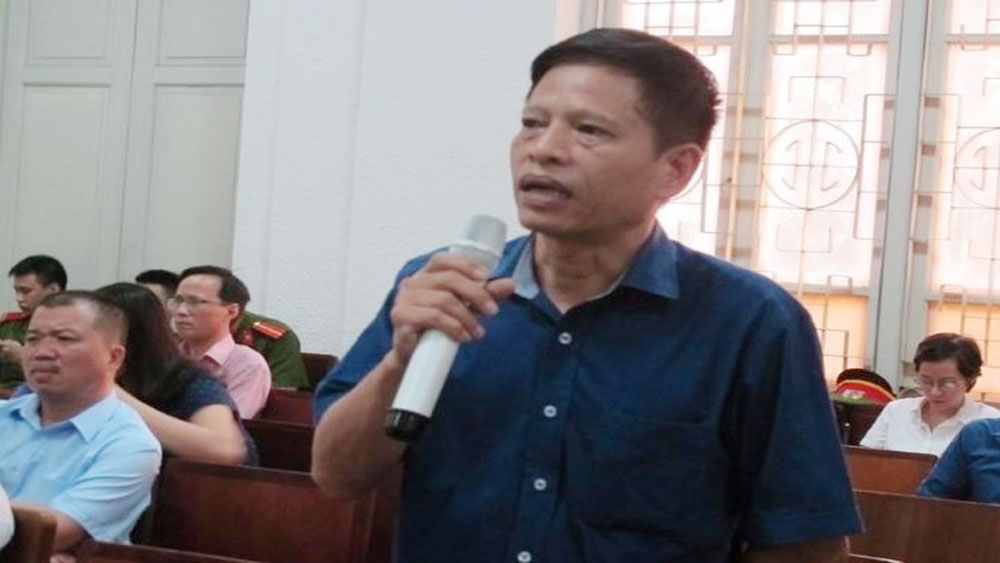 Giai đoạn 2 vụ án Hà Văn Thắm: Truy tố nguyên Trưởng ban Kiểm soát OceanBank